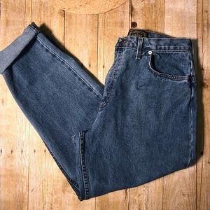 Vintage mom jeans Bonjour 18 Tall